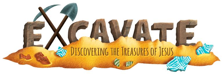 Excavate - Discovering the Treasures of Jesus