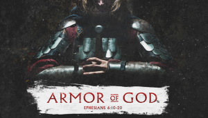 The Armor of God: The Helmet of Salvation