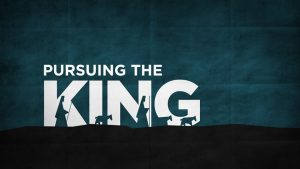 Pursuing the King — Where is the King?