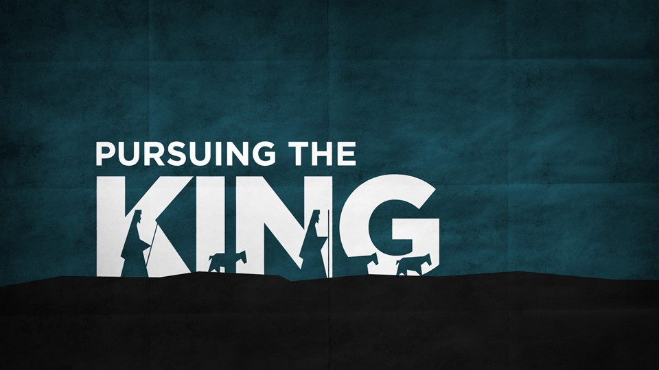 Pursuing the King in the Darkness (Christmas 2018)