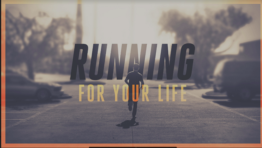 Running for Your Life: Training for the Race