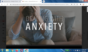 Read more about the article Anxiety