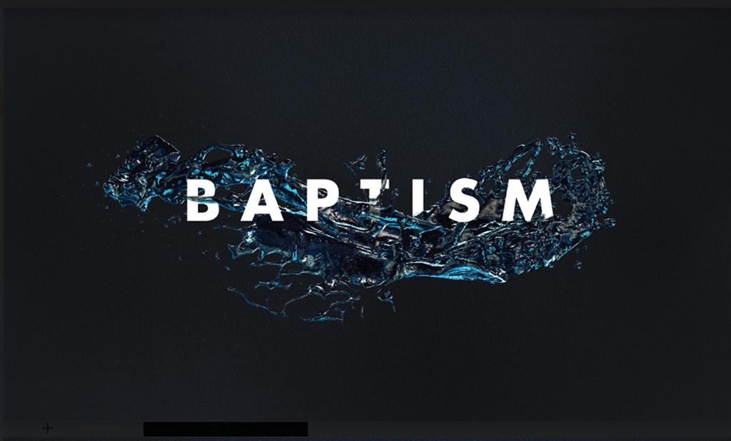Life after Baptism