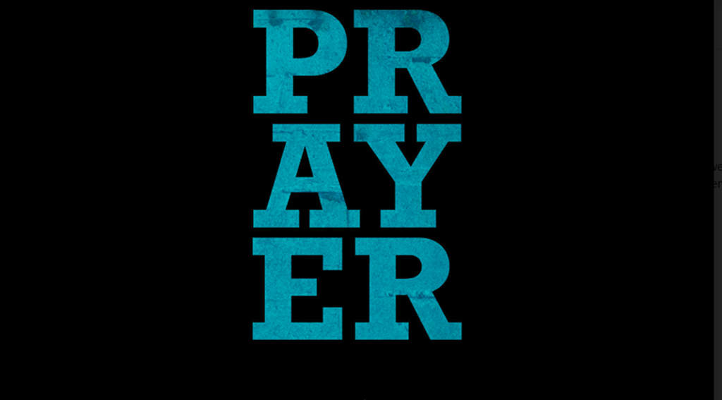 Read more about the article Be Strong in Prayer