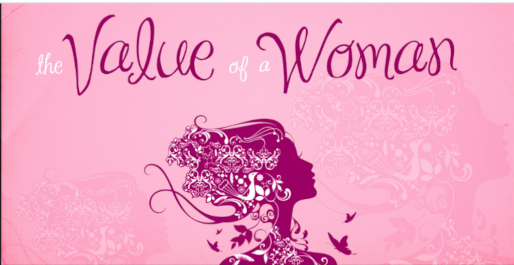 Read more about the article The Value of a Woman