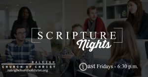 Scripture Nights @ Building